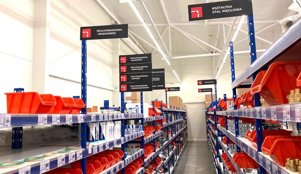 Otwarcie oddziału TG Instalacje w Kaliszu